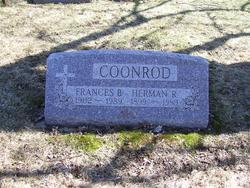 Frances B. <i>Hollenback</i> Coonrod