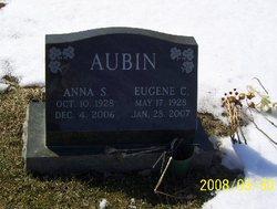 Anna S <i>Sheridan</i> Aubin