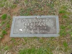 Oma <i>Swanger</i> Cochran