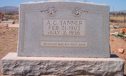 A. C. Tanner