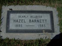 Hazel <i>Johnson</i> Barnett
