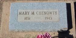 Mary M. Chenowth