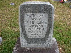 Katie Mae Cannon