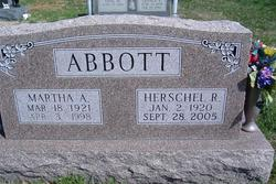 Martha A Abbott