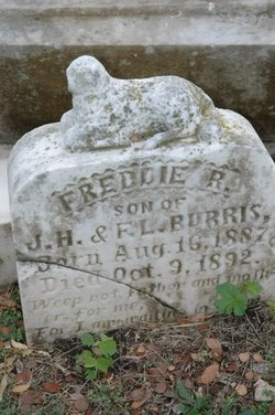 Freddie R Burris