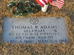 Thomas Burl Adams