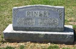 Charles Edward Riner