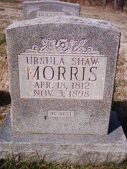 Ursla Shaw Morris