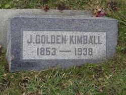 Jonathan Golden Kimball