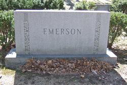 Nina May <i>Blackie</i> Emerson