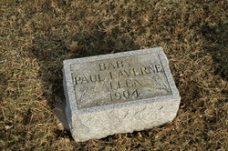 Paul Laverne Allen