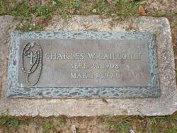 Charles W. Caillouet