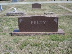 Mattie Ethel <i>Puryear</i> Felty