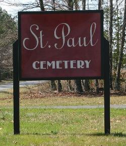 Saint Paul Holiness Church Cemetery