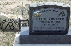 Jeff Bebermeyer