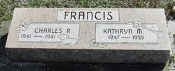 Kathryn M Francis