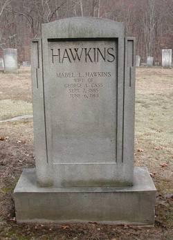 Mabel Louisa <i>Hawkins</i> Cass