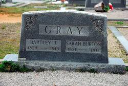 Bartley Tucker Gray, Sr