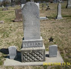 Catherine <i>Sutherland</i> Yerian