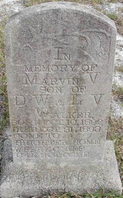Marvin V. Walker