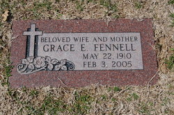 Grace Emma <i>Reed</i> Fennell