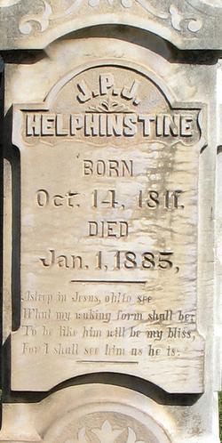 John Phillip Jacob Helphinstine