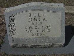 John A. <i>Buck</i> Bell