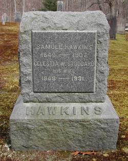 Celestia Williamina <i>Stoddard</i> Hawkins