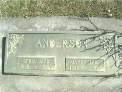James Hyde Anderson