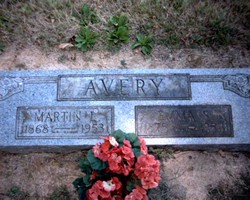 Martin Luther Avery, Sr