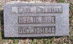 Leroy Earl Colburn