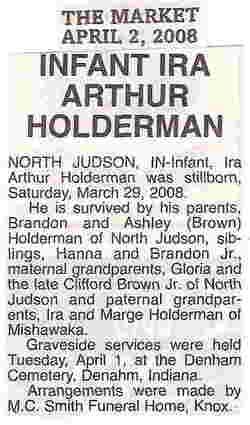 Ira Arthur Holderman