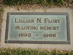 Lillian N Flory