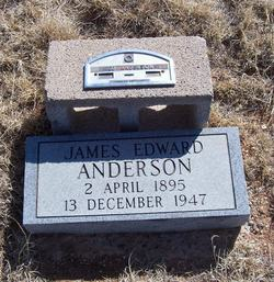 James Edward Anderson