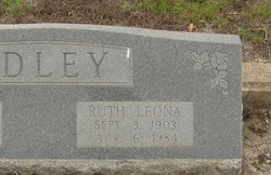 Ruth Leona Adley