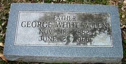 George White Allen