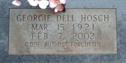 Georgia Dell <i>Hoover</i> Crowell