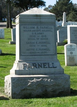 William Russell Parnell