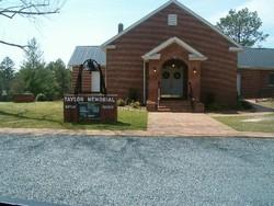 Taylor Memorial Baptist Church Cemetery