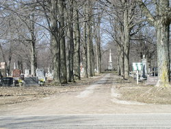 Maplewood Cemetery Old