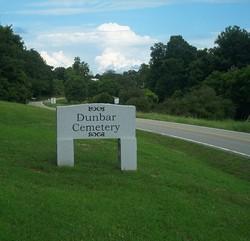 Dunbar Chapel Cemetery