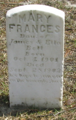 Mary Frances Bell