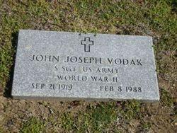 John Joseph Vodak