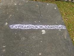 Catherine M. <i>Dabney</i> Grantland