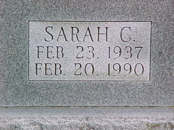 Sarah Catherine <i>Wirey</i> Keyes