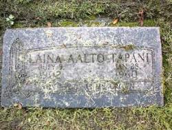 Laina Sulo <i>Aalto</i> Tapani