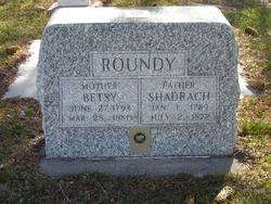 Shadrach Roundy