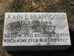 John Edward Branscome