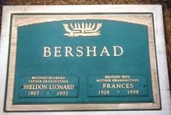 Frances Bershad