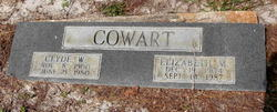 Elizabeth M. <i>Hendley</i> Cowart